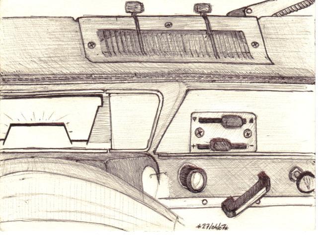 Renault 6 tl interieur planche de bord for Renault 6 interieur