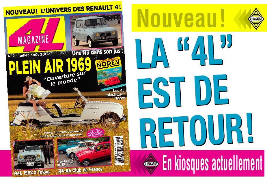 4L Magazine