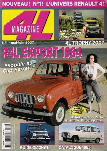 4L Magazine 1