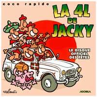La 4L de Jacky