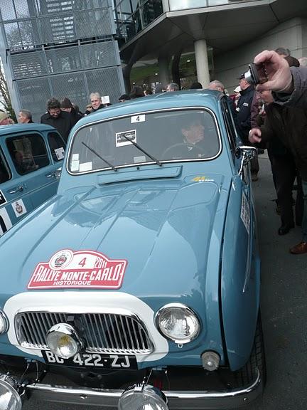 4L Rallye Monté Carlo